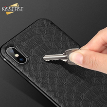 цены FLOVEME Business Crocodile Leather Phone Cases For iPhone 7 7 Plus Case Metal Camera Protection Soft TPU Back Cover For iPhone 7