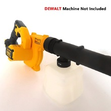 Blower Mist Cordless Agricultural Flower Sprayer Cold Fogger Electrostatic Fogging Machine Paint Sprayers ( Drill Not Included)