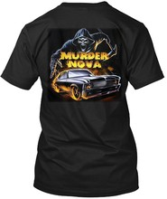 Men T Shirt murder nova tshirts Women T-Shirt(China)