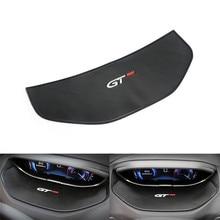 Для peugeot 3008 4008 5008 GT резиновые автомобильные щетки для панелей, на липкой основе противоскользящая накладка Дисплей Противоскользящий метр коврики аксессуары