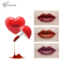 NICEFACE Sexy Liquid Lipstick Lip Gloss Matte Long Lasting Waterproof