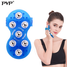 Body Massage Glove Face Lift Tools Roller  Anti-Cellulite Muscle Pain Relief Relax Massager For Neck Back Shoulder Buttocks Care