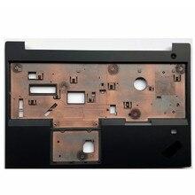Novo para lenovo thinkpad e580 e585 caso superior palmrest capa 01lw461 com fp/inferior base capa 01lw410