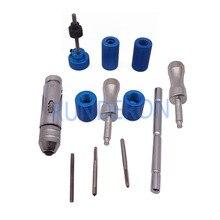 Herramienta Common Rail profesional para Denso, Kit de herramientas de reparación de desmontaje de filtro de inyector de combustible