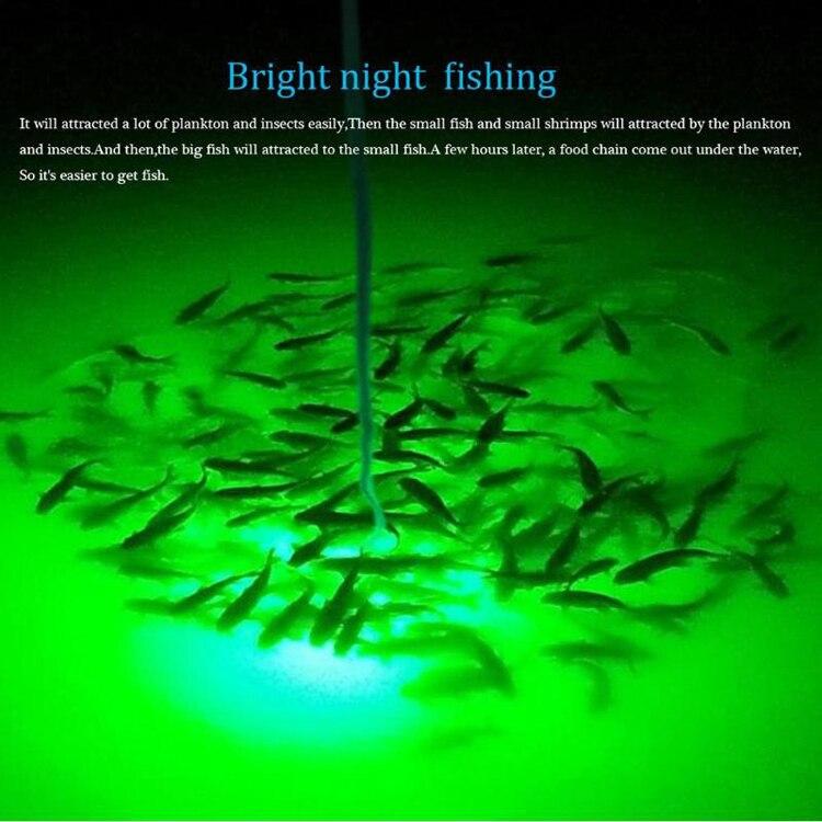 noite barco de pesca luzes 30