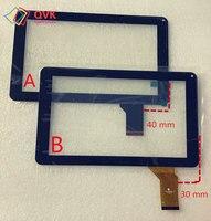 Branco preto 9 polegada p/n FX C9.0 0068A F 02 para n8000 n9000 capacitivo painel da tela de toque reparação peças de reposição screen protector polaroid tablet glass screen printerscreen radio -