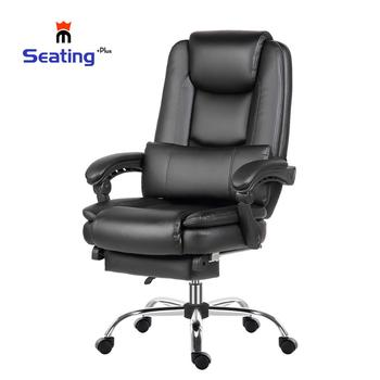 Seatingplus Ergonomic Office Faux PU Leather Chair Executive Computer Desk Chairs Managerial Executive Chairs фото