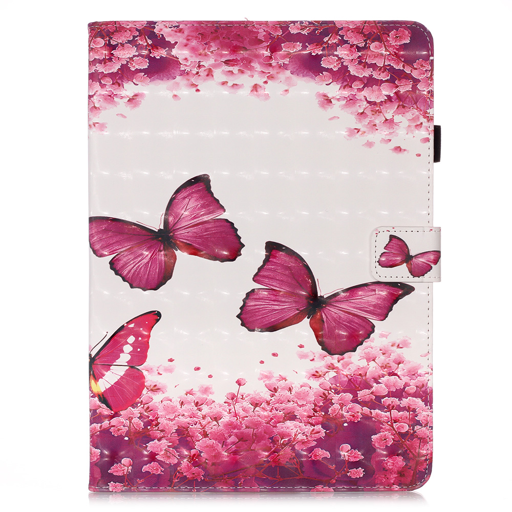 5 Yellow Coque For iPad Pro 11 2020 Case Bear Unicorn Butterfly Owl Leather Tablet Cover For Funda