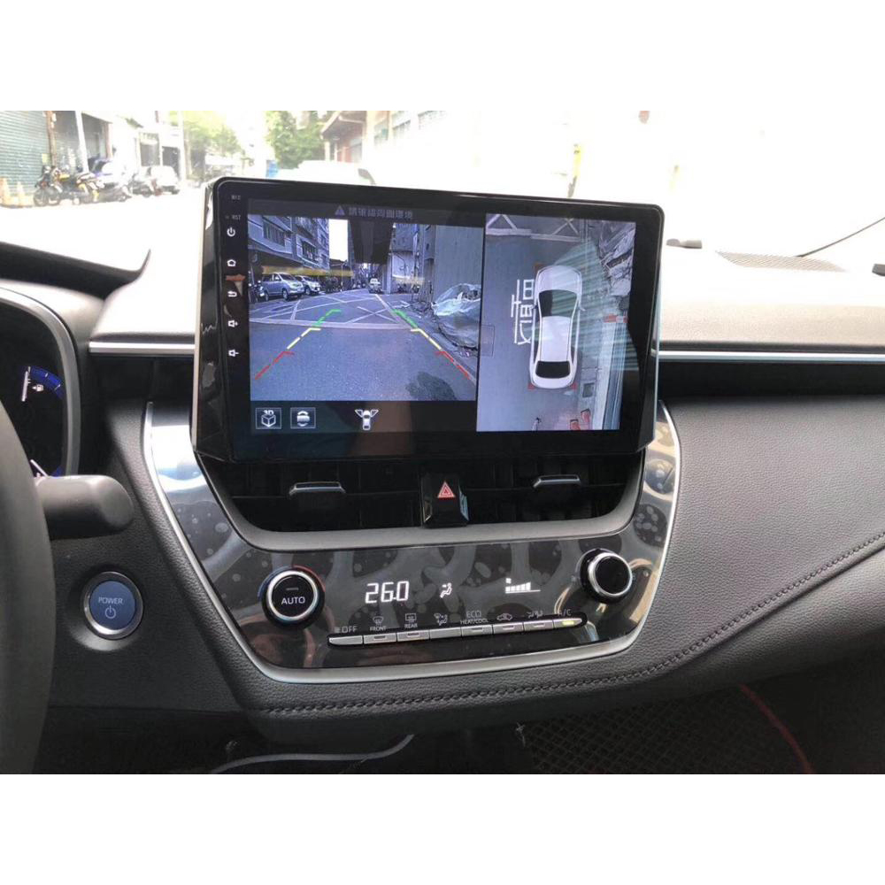 Chogath car <font><b>Multimedia</b></font> Player Quad Core Android 8.0 Car Radio GPS Navigation for <font><b>Toyota</b></font> <font><b>corolla</b></font> <font><b>2019</b></font> image
