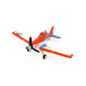 Image 2 - 디즈니 Pixar Planes 먼지가 많은 Crophopper El Chupacabra Skipper Skipper Ripslinger 금속 다이 캐스트 비행기 어린이 장난감
