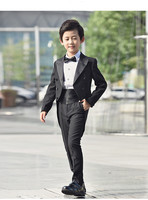 Formal 1 10T Baby Boy Wedding Suit New born Baby Wedding Suit Party Baptism Christmas Tuxedo
