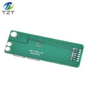 Image 4 - TZT 5S 15A Li ion Lithium Battery BMS 18650 Charger Protection Board 18V 21V Cell Protection Circuit