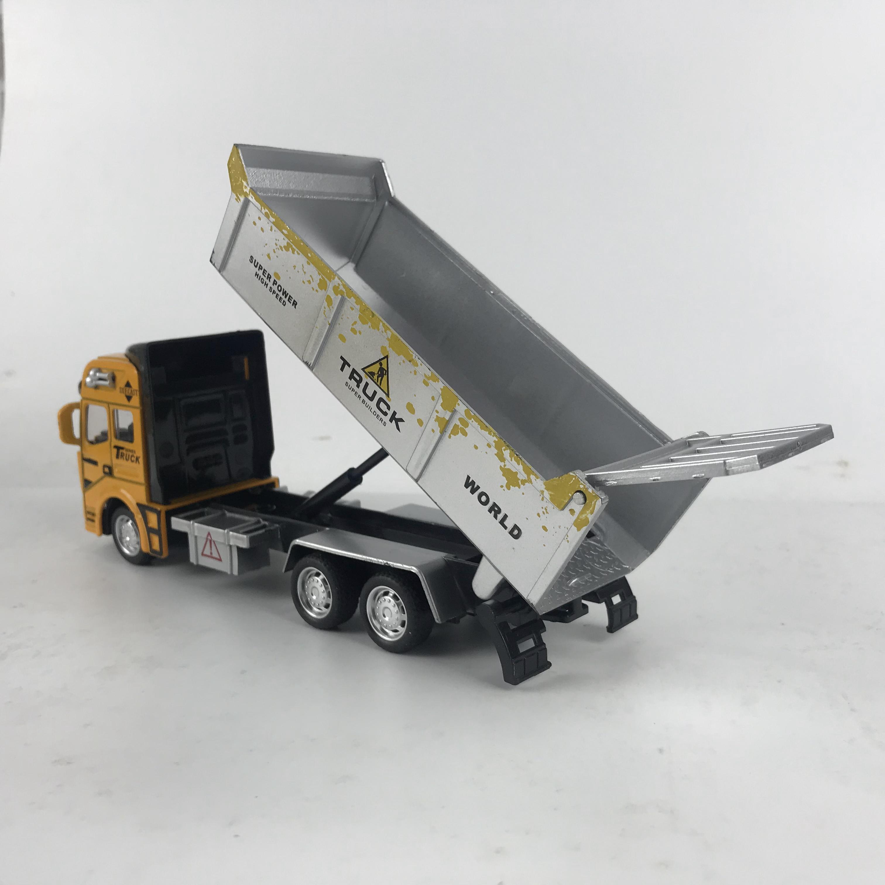1:48 Miniatyrmodell Lastbilar Leksaksskalamodeller Billegering - Bilar och fordon - Foto 3