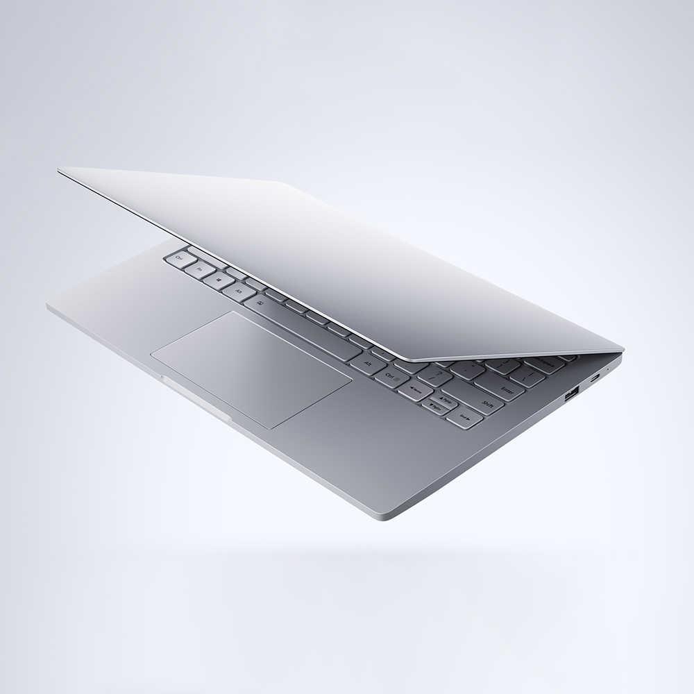 Nowy ekran laptopa Xiao mi mi Air 12.5 Cal intel core i5/m3-8100Y 4GB RAM 256GB ROM ultra cienki pełny korpus mi notebook