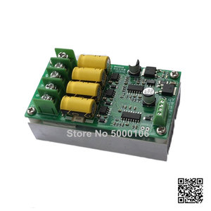 Image 1 - Bldc Three phase RC Motor Violent Fan Speed Control Drive Control Board DC Brushless No Hall Electric Mechanism