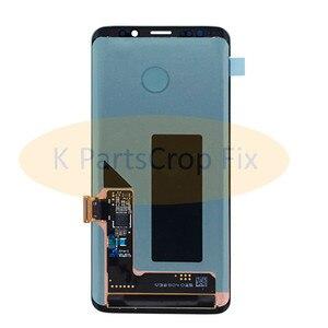 Image 3 - Ensamblaje digitalizador de pantalla táctil para Samsung, repuesto para modelo GALAXY S9 G960f S9 Plus G965 LCD