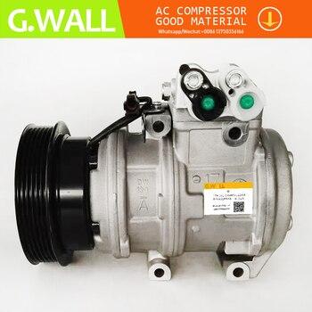 For AC A/C Compressor For Kia For Hyundai 16250-18000 16250-1800J 16250-1800K 16250-19100 16250-2760K 1625018000 1625019100