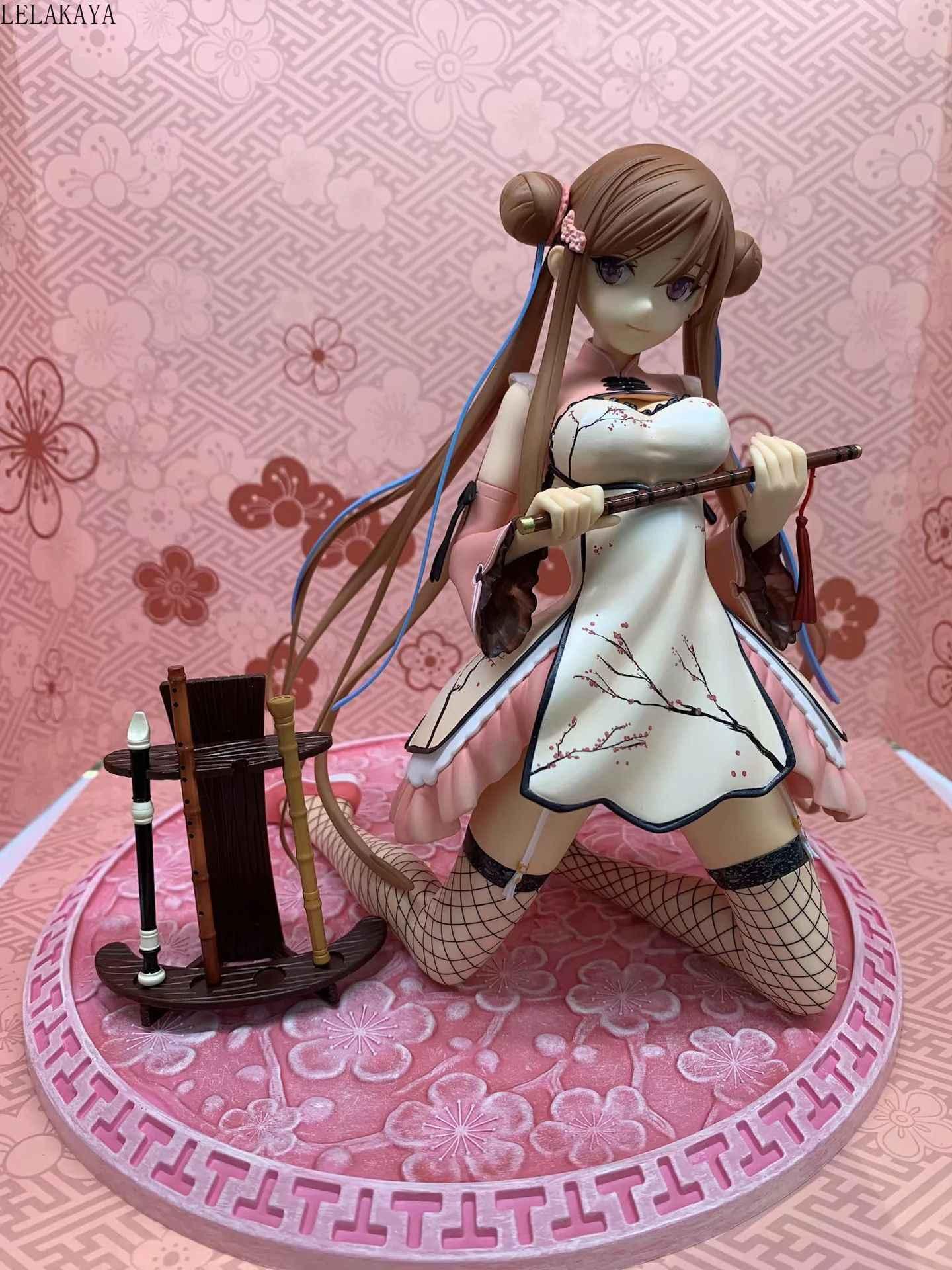 Japão anime skytube premium ver. Chun mei t2 arte menina pvc figura de ação tony sexy menina ver. 1/7 modelo brinquedos brinquedos boneca presente