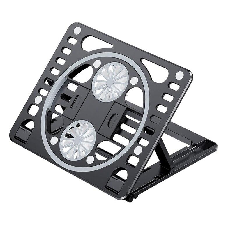 ventilador ajustável com ventiladores duplos silencioso fanportátil