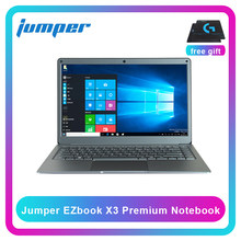 Jumper EZbook X3 Premium Notebook 13,3 zoll 1080P IPS Display Apollo See Intel N3450 8GB 128GB eMMC EZbook X3 Upgrade-Version(China)