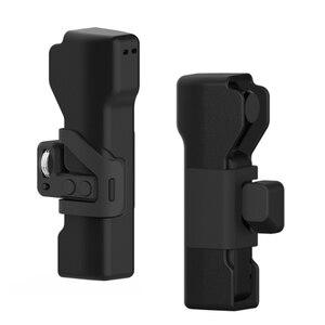 Image 1 - Портативная сумка для хранения для DJI OSMO, Карманный чехол с пряжкой для Osmo, карманный защитный чехол для контроллера, ремешок на ремне