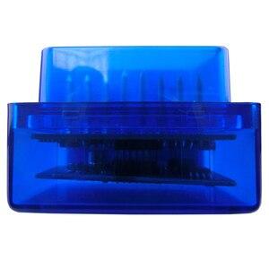 Image 2 - Elm 327 Scanner pour voiture Mini ELM327, Bluetooth V1.5, OBD2, outils de Diagnostic automobile réel PIC1825K80 Elm 327 V 1.5 pour android