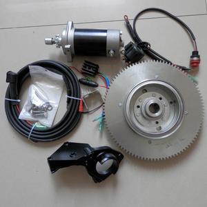 T30 Электрический стартовый набор для YAMAHA 30HMHS/L HWL MHL 2T 496CC T25 E30 25HP 30HP подвесной стартер мотор маховик заряд катушки переключатель