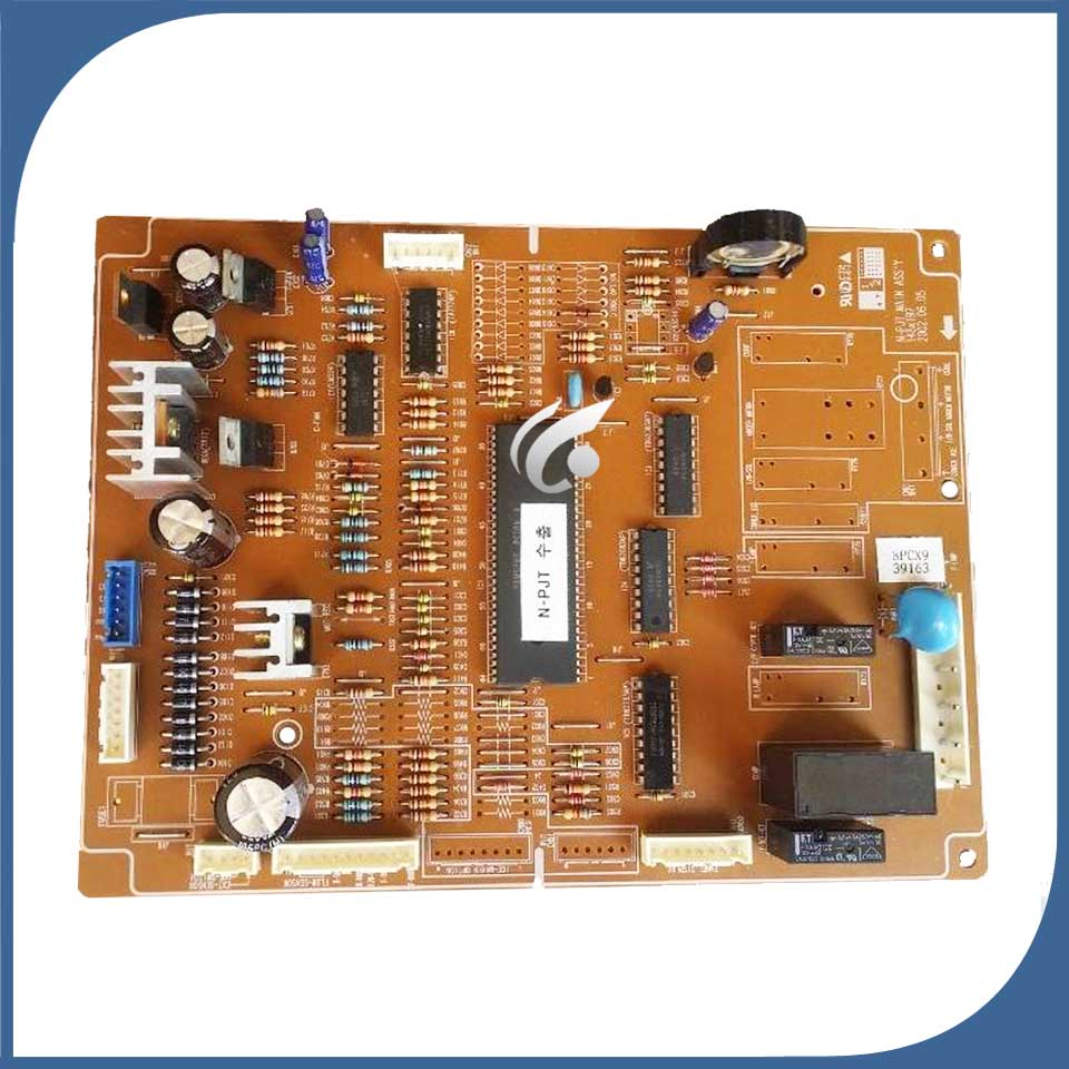 Good Working 100% Tested For Refrigerator RS19NPSW DA41-00113D N-PJT MAIN ASS Y Computer Board Used