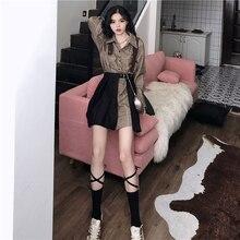 Cool plaid wholesale clothes Summer girls Dress Plu