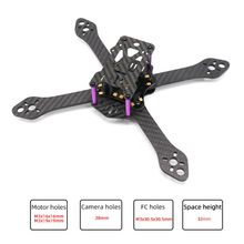 цена на 3K Full Carbon Fiber Freestyle Frame for FPV Racing Quadcopter Drone Arm 4mm