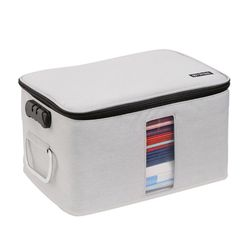 Multilayer Document Organizer Password Files Bag Briefcase Large Capacity Travel