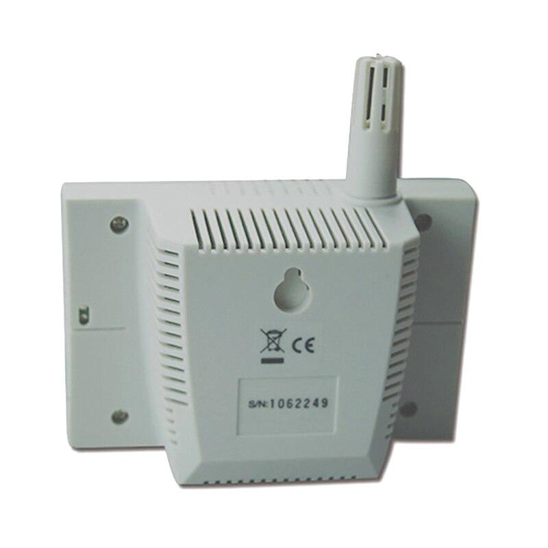 Us Plug Az7722 Co2 детектор газа с тестом температуры и влажности с сигналом выхода драйвера встроенный реле управления вентиляцией S - 4