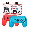 2 Pcs Spiel Freude-con Griff Grip Gaming Konsole Ständer Komfortable Controller Halter für Nintendo Switch Dual Doppel Spieler spiel