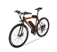 Electric Bicycle 36V Two Wheels Brushless Motor 240W Carbon Steel Ebike 28 Inch Adults Scooter
