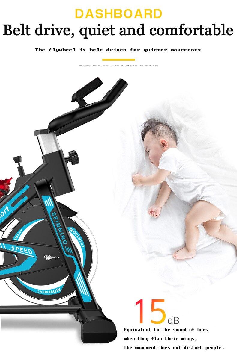 de casa exercício indoor bicicleta perda de peso ginásio equipamentos