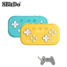 8bitdo Lite Contrôleur Sans Fil de Bluetooth Manette de Jeu pour Nintendo Switch Lite pour Nintendo Switch et Fenêtres