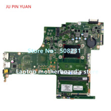 цена на JU PIN YUAN 809338-601 809338-001 DA0X21MB6D0 X21 for HP PAVILION 15-AB 15-AB121DX motherboard with A10-8700P CPU fully Tested