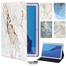 Marble Pattern Tablet Cover Case for Huawei MediaPad T3 8.0