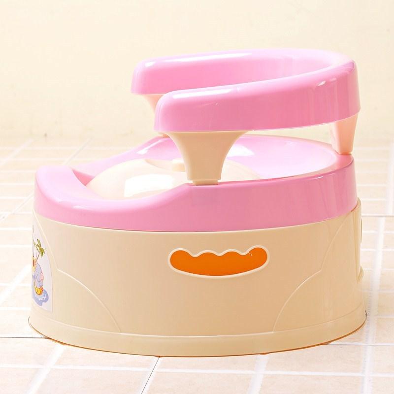 Half Year Old Children's Pedestal Pan Men And Women Baby Toilet Stool Infant Potty Kids Chamber Pot 1-2-3-4-6