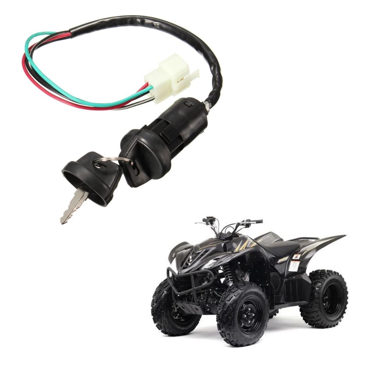 Universal Ignition Barrel Key Switch ATV Pit Bike Dirt Bike Motorcycle new~