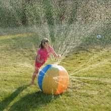 75 см детский открытый надувной спрей игрушка для воды газонный
