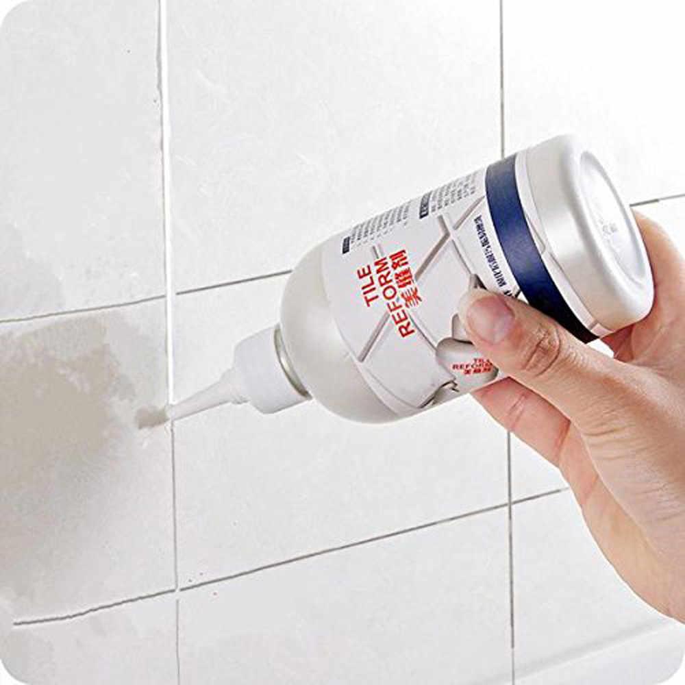 Professionelle Grout Aide Reparatur Fliesen Marker Wand Stift Mörtel Dicht Fliesen Reparatur Stift Füllen Die Wand Boden Keramik Bau d5