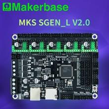 Makerbase MKS SGen_L V2.0 części drukarki 3D 32Bit płyta sterowania 120MHZ MCU TMC2208 TMC2209 TMC2225 tryb uart