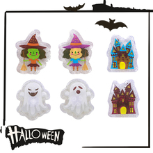 Halloween Glow Jell-O stick creative cartoon personality ghost festival Easter window stick Halloween presents funny toys jackall dartrun yonesty o glow