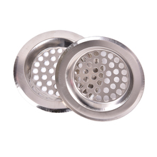 Sink-Stopper-Plug Drainer FILTER-COVER Basin Stainless-Steel Kitchen for Bath 60/75mm