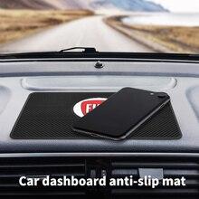 Anti-Slip Mat Tipo 500x Doblo Fiat-500l Bravo Gel-Mat Dashboard Auto-Parts Mobile-Phone