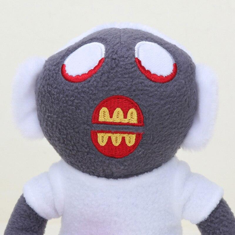 Filmspielzeug Plüschtier 20cm 30cm Ghostbusters Ghost Grün Horror Plüsch Puppen