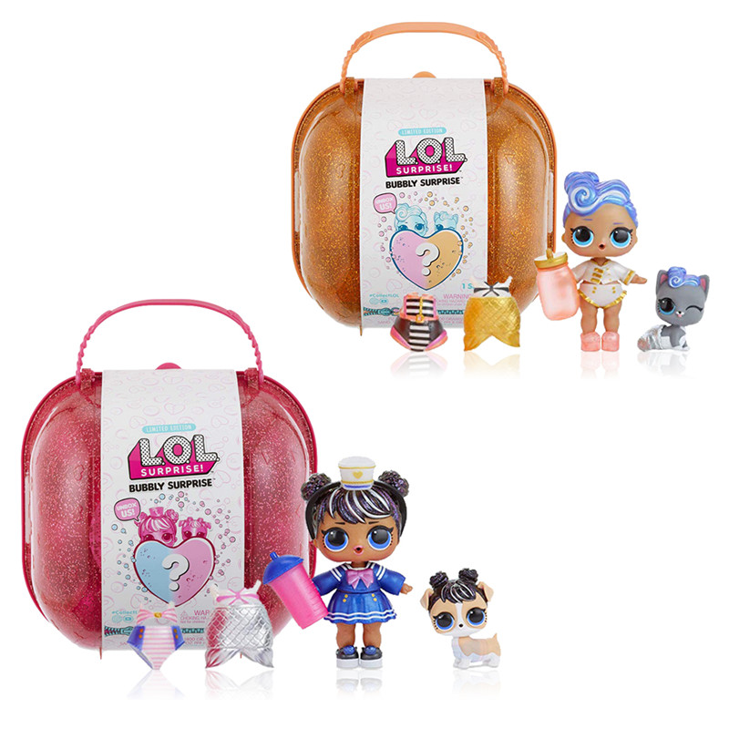 L.O.L.SURPRISE! Lol Dolls Surprise Toys Poupee Lol Original Doll Generation Manual Blind Box Doll Toy Gift