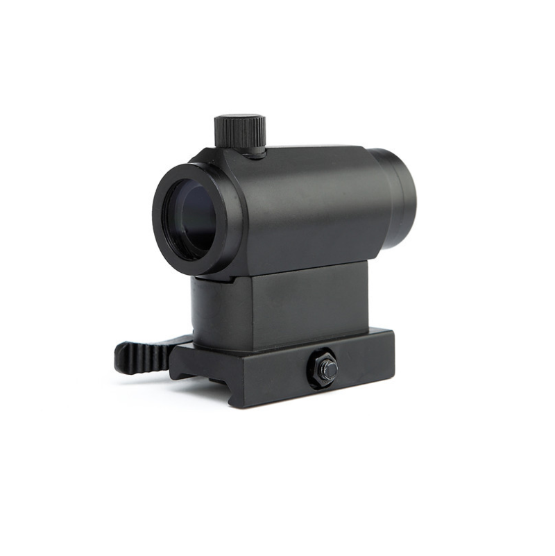 M1QD Fast Match Hunting Sight, Tactical Holographic Reflection Red And Green Point Sight, Used For Airsoft Guide