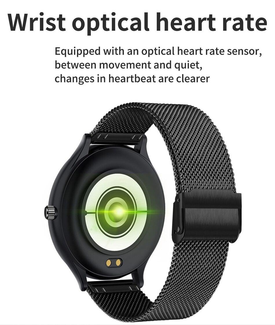 relógio de monitoramento do sono freqüência cardíaca
